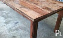 3ftx8ft dining table 2inc thick table top. Brand new,