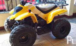 Dinli 49cc ATV - All Terrain Vehicle Good Running