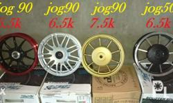 BRANDNEW PAIR MAGS! for yamaha jog . - 1 - for jog 90 :