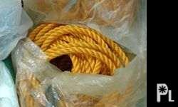 Direct Supplier Nylon Ropes / Mooring Ropes We Have all