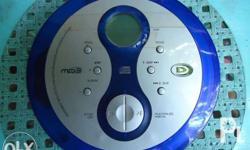 For sale Discman Brand - durabrand Imported from