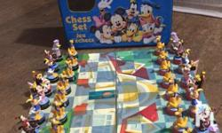 Disney chess Secondhand Good condition Meet up or pick