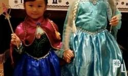 Best Quality Costumes!! *Elsa ball Gown Costume with