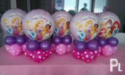 CONTACT HERE: Facebook: Marykiel's Balloons And Party