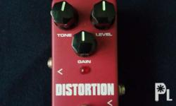 For sale Kokko Distortion Guitar Effects Pedal P1,000