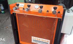 Bauer Poseidon Professional Dive Compressor, Has been