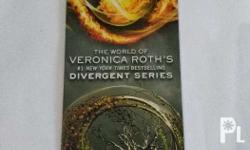 Divergent Trilogy Set by Veronica Roth -Book set -