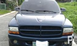 For sale Dodge Durango good condition could Aircon