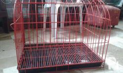 Dog Cage (Small) In good condition. Pm for inquiries.