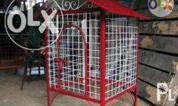 Dog Cages For Sale! red 2x2x2 at 2.5k Green 2x3x2 at