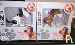 dog coin bank brand new fixed price ok pang regalo pm