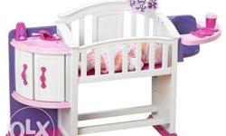 Your little one will love playing mommy with the My