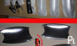 Door Handle and Door Bowl Chrome Cover for Honda CR-V