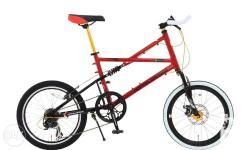 Doppelganger mini velo BRAND NEW from JAPAN!! FREE