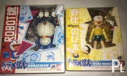 For Sale Set of 2 - Doraemon Robot Spirits - Nobita SH