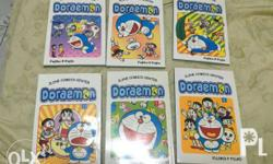 Doraemon comic books for sale 100% good condition Good