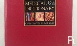For Sale: - Dorland's Illustrated Medical Dictionary -