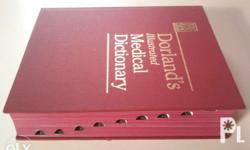 For Sale: - Original Dorland's medical dictionary 28th