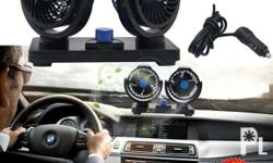 < 3 < 3 FS Double fan for vehicle Php 700 < 3 12volts,