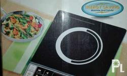 Induction cooker with free casserole. Meet ups: cubao
