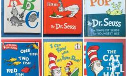 Preloved Dr. Seuss books. Must haves for your little