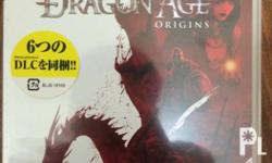 Brand new Dragon Age Origins for PS3 The game is still