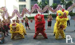 We offering you a great dragon and lion dance group.A