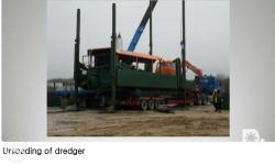 We are selling dredging vessel , from korea.. direct