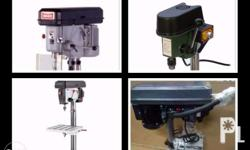 Drill Press Brand: Milton Made in Taiwan Model:MDP1020