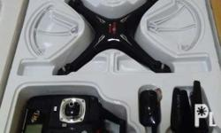 Drone used once. good as new. orig price 6,499.75
