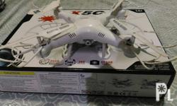 X5C-1 Qaudcopter drone Like new Complete accessories in