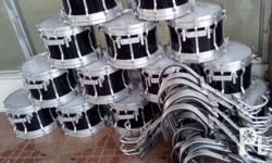 AMP percussion Marching instruments Lyre & vibraphone