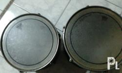 """Drum Items for sale  12"""" tom drums pearl with remo"""