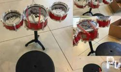Drum set for kids Meet up is on metro manila only!