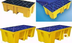 Drum Spill Containment Pallet You Save: 31 % Model: