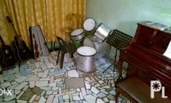 drumset used for tutorial bought last summer