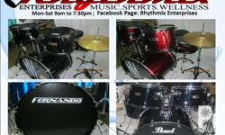 BRAND NEW DRUMSETS/DRUMS & ELECTRONIC DRUMSETS FOR SALE