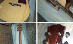 FOR SALE! MW DRUMSET -6500 THOMSON ACOUSTIC GUITAR WITH