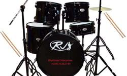 Brand New RJ Drumset/Drums On Sale! PHP 11199! Cash PHP
