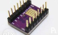 DRV8825 (up to 1/32 microstepping) - Php220/pc A4988