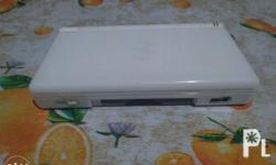 DS lite white no charger. Issue : Minimal Stain sa