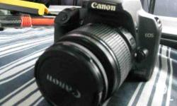 Deskripsiyon DSLR CANON 1000D FOR SALE 25k, with