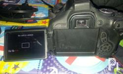 Selling my Canon eos 600D Flipscreen no Hidden Defects