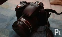 Im selling my Fujifilm dslr finepix hs10 camera for
