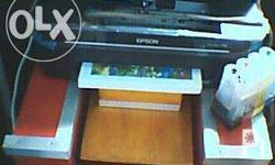 Epson Model L310 DTG Converted Made to order With