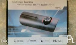 for sale: Dual Lens Camera Car DVR DASHCAM 2.7' 16:9