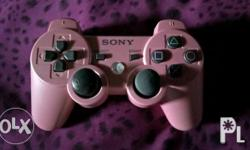 DS3 controller for PS3 pre-loved by woman no issues