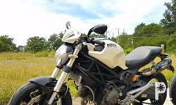 Ducati Monster 696 two brothers exhaust (will include