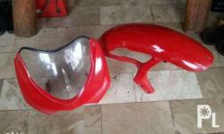 Selling ducati monster front fender and front flairing