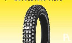 Original Dunlop Motorcycle Tires Made in Indonesia Fits